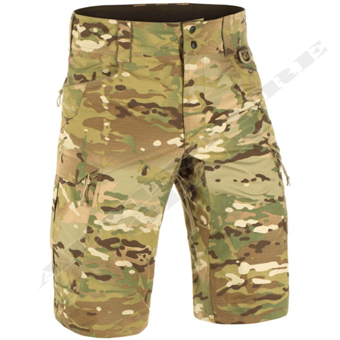 Field Shorts Multicam® Polycotton