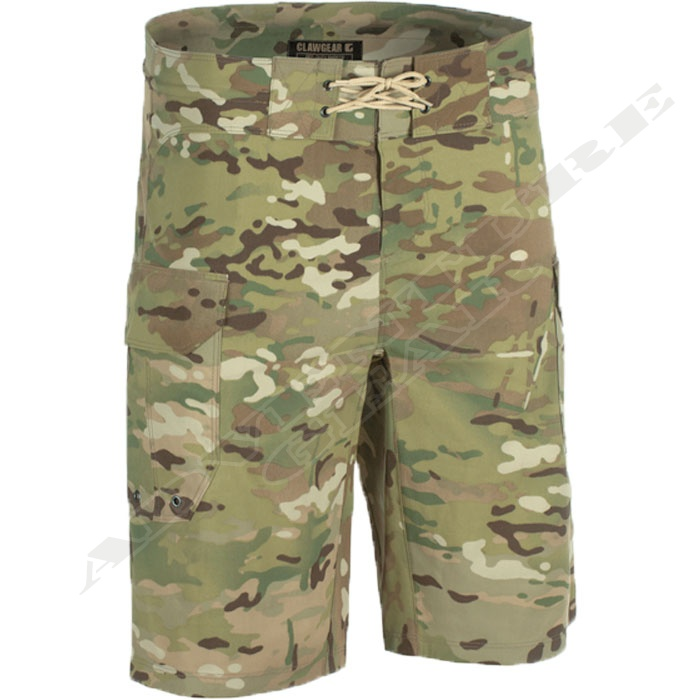 Off Duty Shorts - Multicam