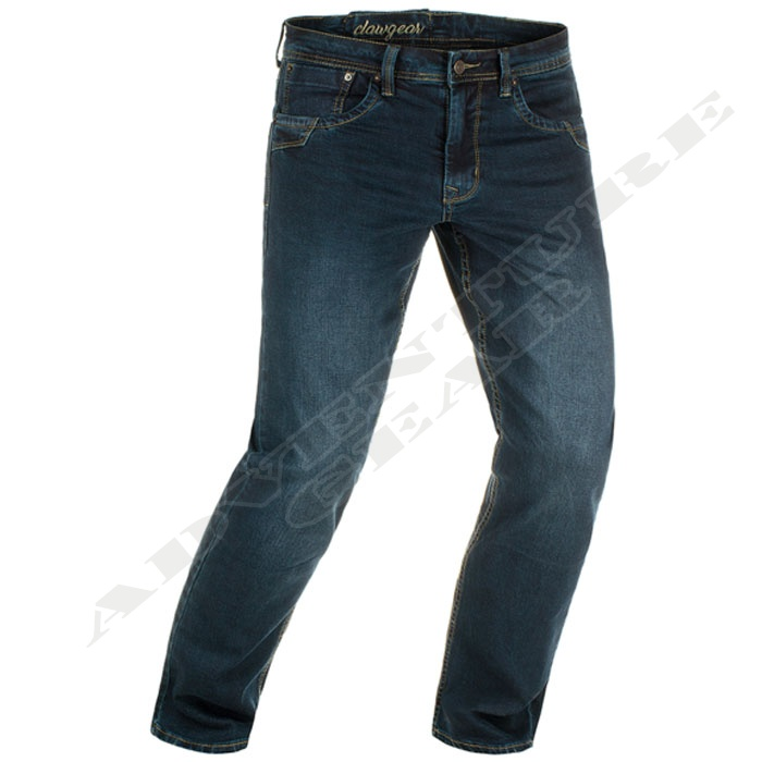 Denim Tactical Flex Jeans - Midnight washed
