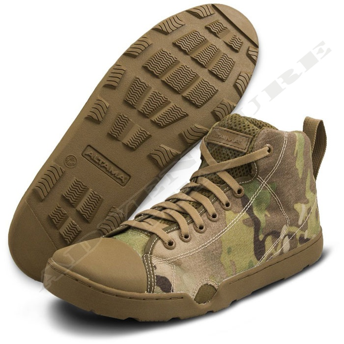 Maritime Assault Boot Mid Multicam