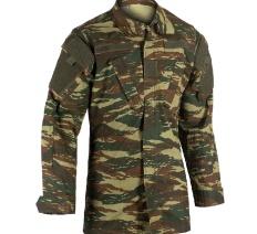 TDU Field Shirt Greek Lizzard