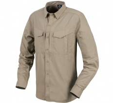 Defender Mk2 Tropical Shirt Silver Mink