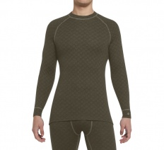 Merino X-Treme Long sleeve T-shirt Green