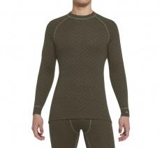 Merino X-Treme Long sleeve T-shirt Green